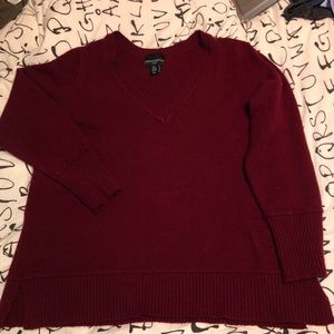 Warm and cozy vneck sweater!